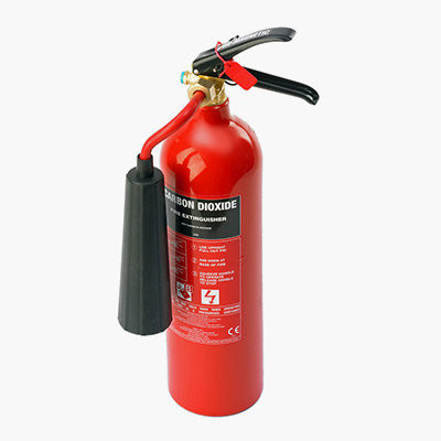 Small Non-magnetic Fire Extinguisher