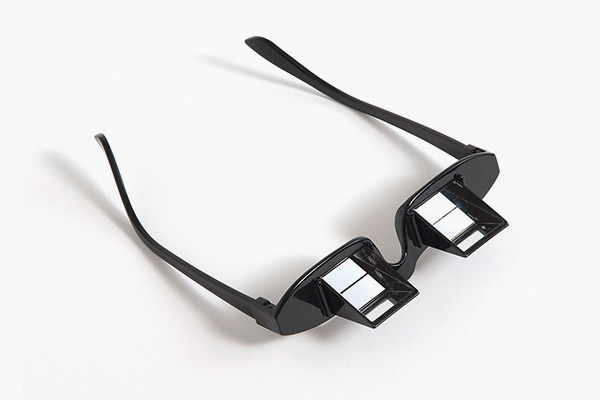 Reversible Prism Glasses