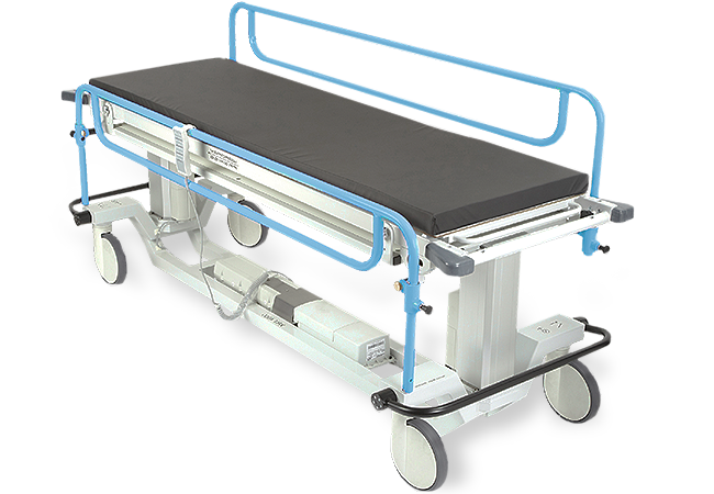 X-Ray stretcher